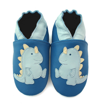 ELK Baby dino medium blue