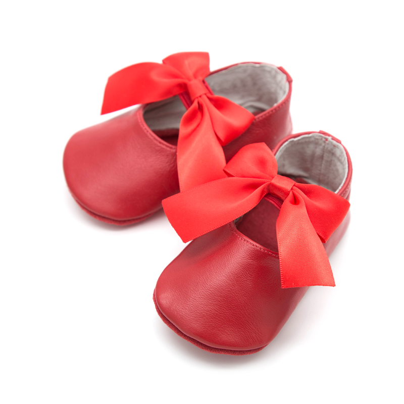 Ballet Bow Red