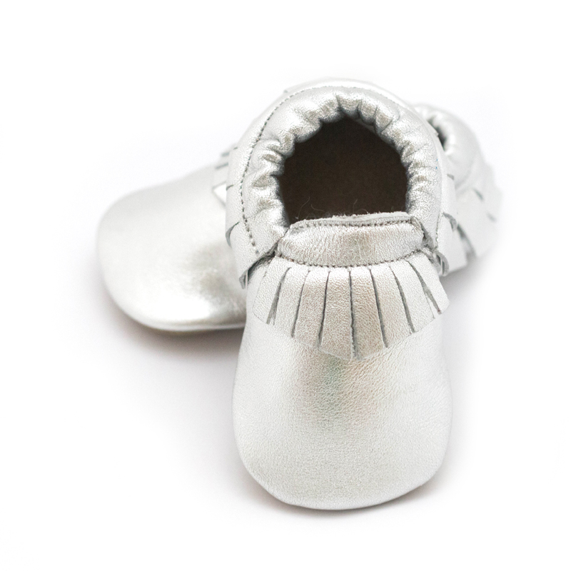 Moccasin Silver