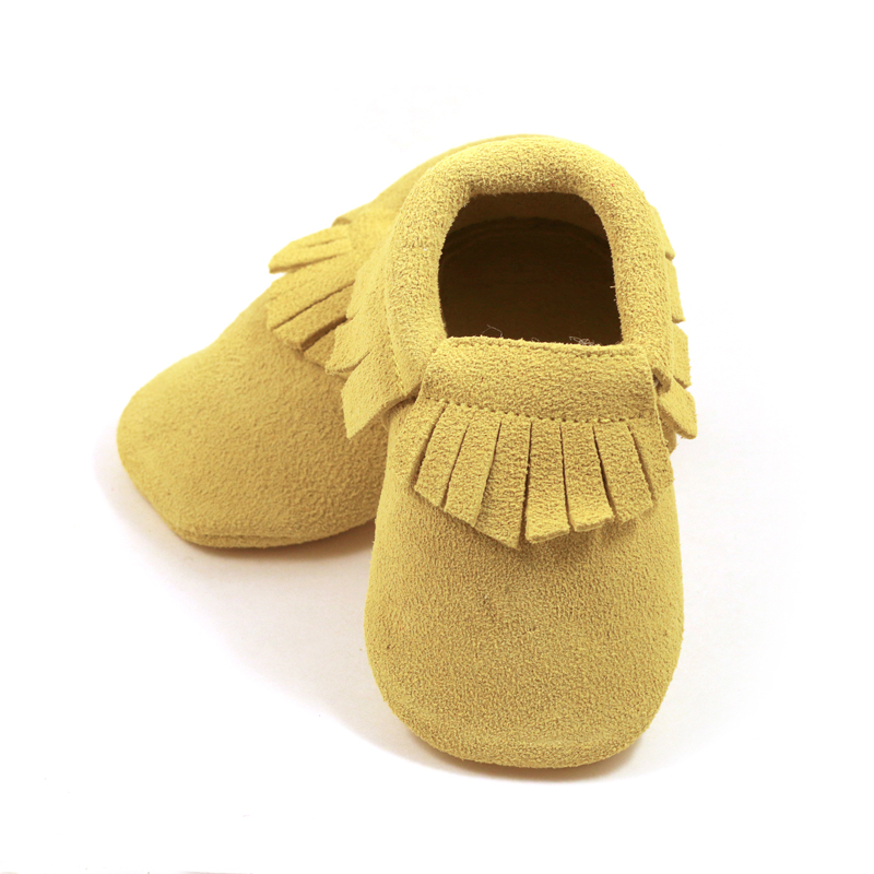 Moccasin Yellow