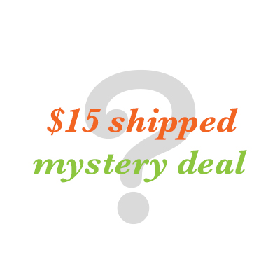 Mystery shoes deal